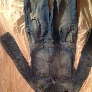 Vintage Guess jumpsuit